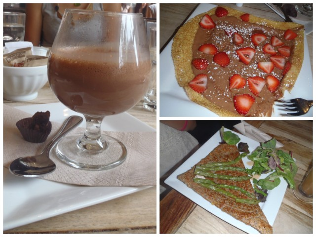 Delicious Crepes Brunch!