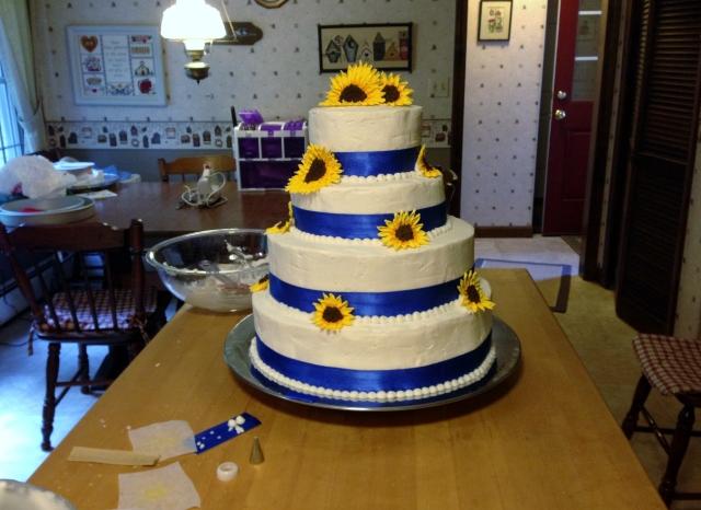 Final cake!